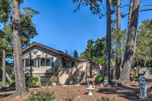 24527 Portola Ave, Carmel, CA 93923 (#ML81785572) :: Strock Real Estate