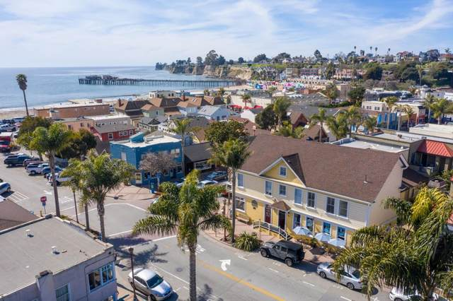 201 Monterey Ave, Capitola, CA 95010 (#ML81785582) :: Strock Real Estate