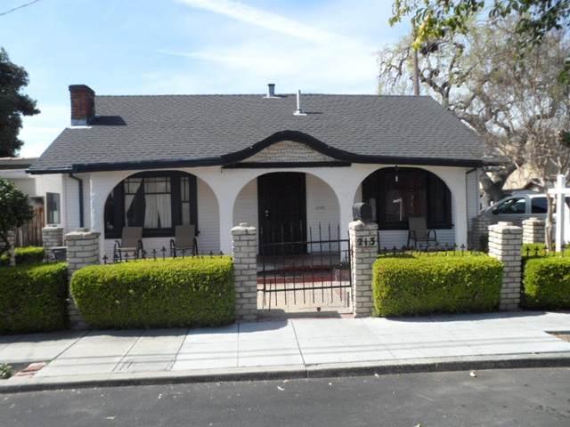 213 S Morrison Ave, San Jose, CA 95126 (#ML81785606) :: Real Estate Experts