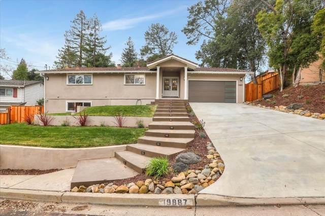 19887 Merribrook Dr, Saratoga, CA 95070 (#ML81785615) :: The Kulda Real Estate Group