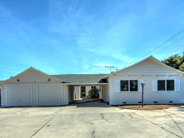 1686 Stevens Pl, Los Altos, CA 94024 (#ML81785653) :: The Kulda Real Estate Group