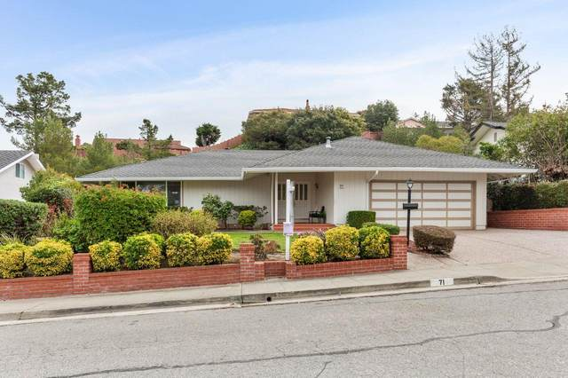 71 Conejo Drive, Millbrae, CA 94030 (#ML81785705) :: The Gilmartin Group