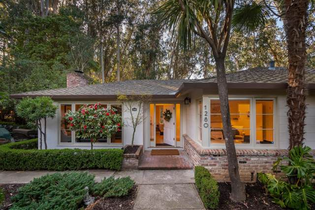 1280 Kenilworth Rd, Hillsborough, CA 94010 (#ML81785739) :: The Kulda Real Estate Group