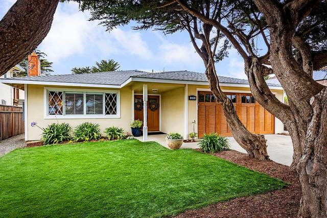 335 Virginia Ave, Moss Beach, CA 94038 (#ML81785836) :: The Kulda Real Estate Group