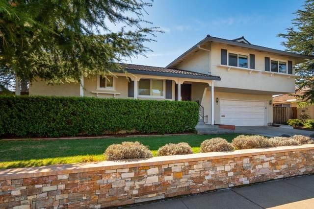 3121 Melendy Dr, San Carlos, CA 94070 (#ML81785843) :: Real Estate Experts