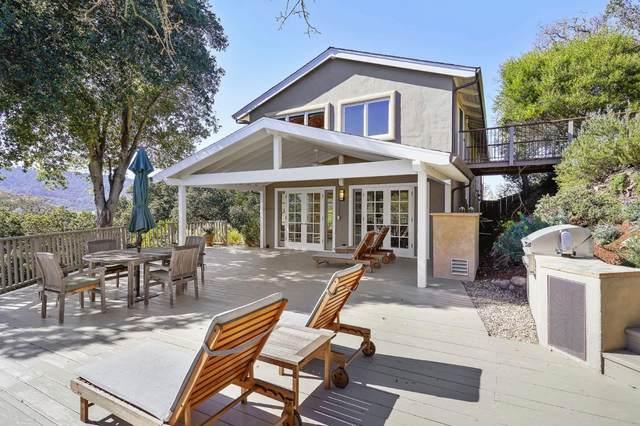 305 Cervantes Rd, Portola Valley, CA 94028 (#ML81785851) :: The Gilmartin Group