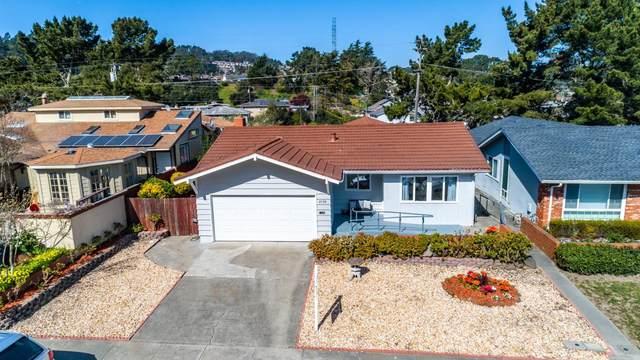 2530 Wentworth Dr, South San Francisco, CA 94080 (#ML81785855) :: Intero Real Estate