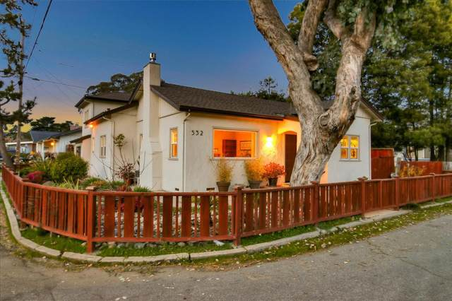 532 Cedar St, Aptos, CA 95003 (#ML81785896) :: Real Estate Experts