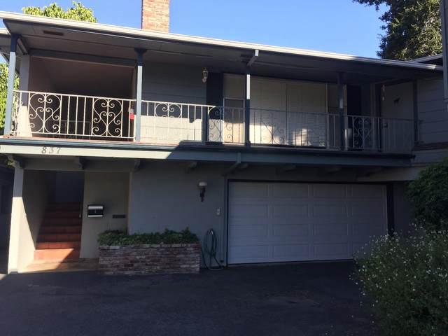 837 Live Oak Ave, Menlo Park, CA 94025 (#ML81785904) :: Intero Real Estate