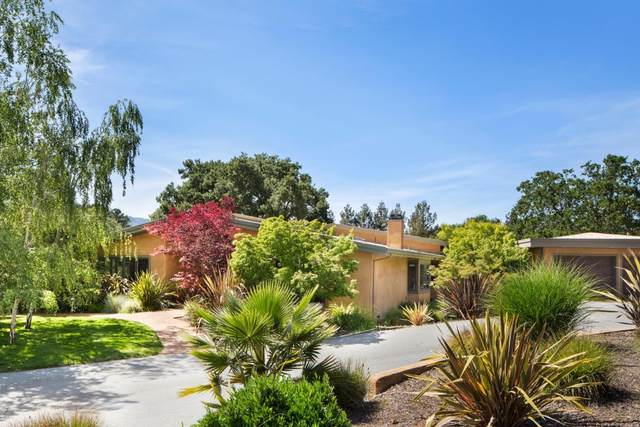 155 Meadowood Dr, Portola Valley, CA 94028 (#ML81785931) :: The Gilmartin Group