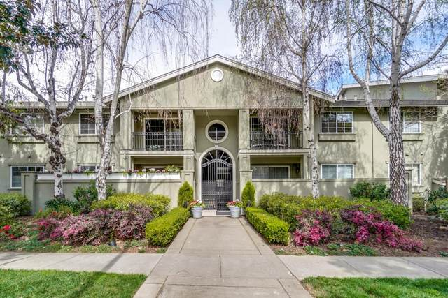20 Willow Rd 40, Menlo Park, CA 94025 (#ML81785939) :: The Kulda Real Estate Group