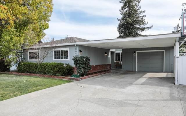 2449 Carolina Ave, Redwood City, CA 94061 (#ML81785941) :: Real Estate Experts