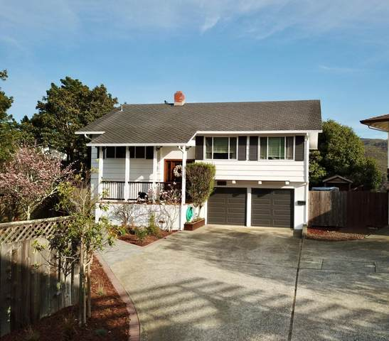 1262 Park Pacifica Ave, Pacifica, CA 94044 (#ML81785960) :: The Kulda Real Estate Group