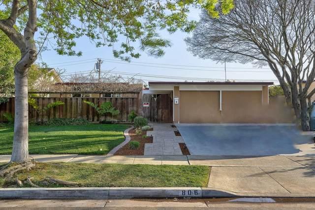 806 Dartshire Way, Sunnyvale, CA 94087 (#ML81785991) :: Intero Real Estate
