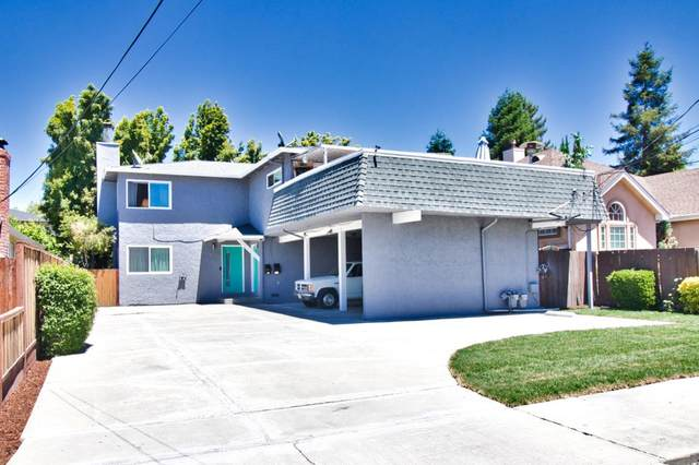 1339 Oxford St, Redwood City, CA 94061 (#ML81786021) :: Real Estate Experts