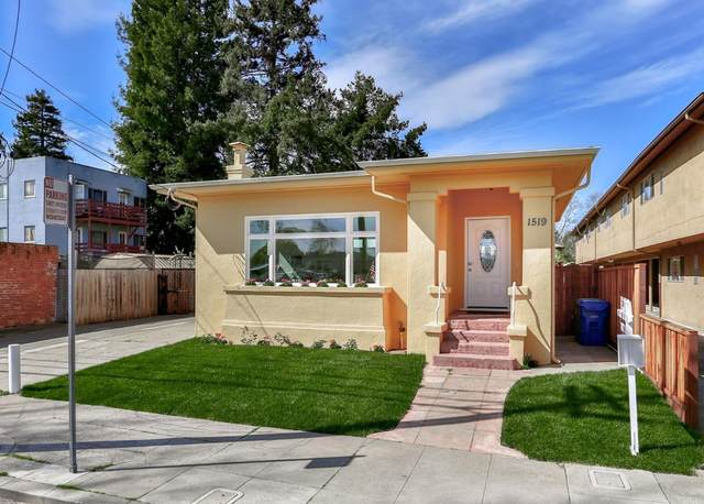 1519 Saint Charles St, Alameda, CA 94501 (#ML81786063) :: The Kulda Real Estate Group