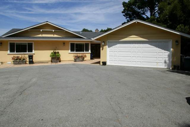 255 Pinehill Rd, Hillsborough, CA 94010 (#ML81786131) :: The Kulda Real Estate Group