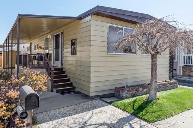 4160 Jade St 87, Capitola, CA 95010 (#ML81786143) :: Intero Real Estate