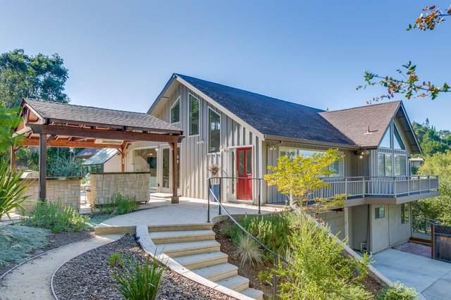 26600 Elena Rd, Los Altos Hills, CA 94022 (#ML81786144) :: Intero Real Estate