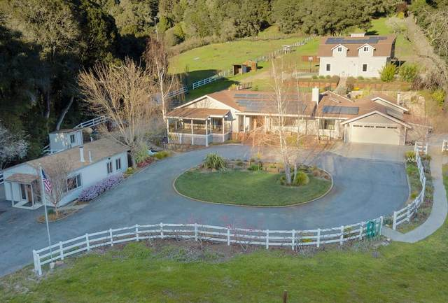 5280 Old San Jose Rd, Soquel, CA 95073 (#ML81786163) :: Strock Real Estate