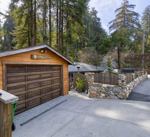 1280 Trout Gulch Rd, Aptos, CA 95003 (#ML81786184) :: Real Estate Experts