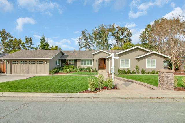 1215 Chateau Dr, San Jose, CA 95120 (#ML81786255) :: Real Estate Experts