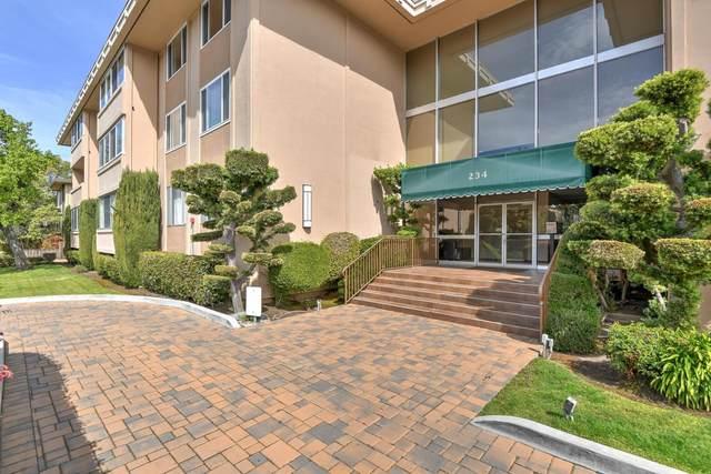 234 Elm St 211, San Mateo, CA 94401 (#ML81786286) :: The Kulda Real Estate Group