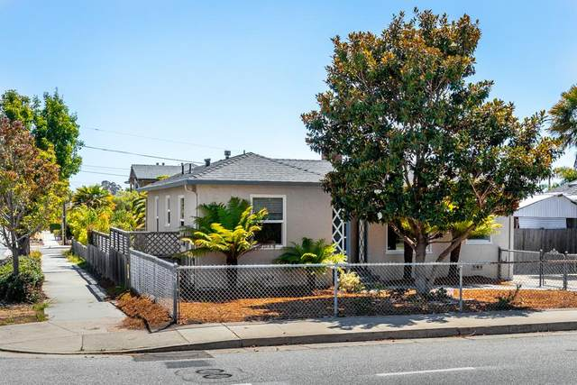 401 Bay St, Santa Cruz, CA 95060 (#ML81786349) :: Schneider Estates