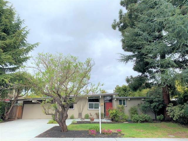 2434 Benjamin Dr, Mountain View, CA 94043 (#ML81786377) :: The Goss Real Estate Group, Keller Williams Bay Area Estates