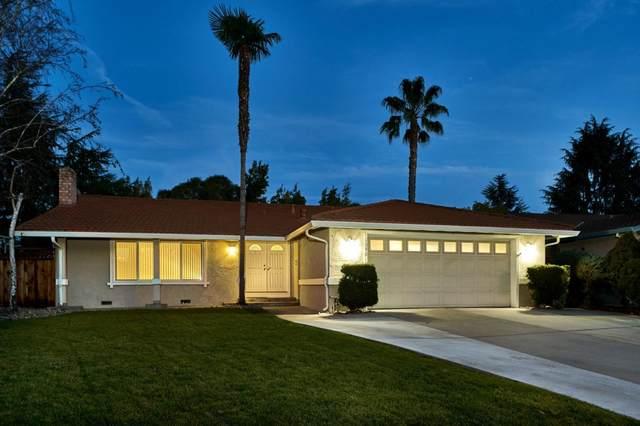 1358 Via De Los Reyes, San Jose, CA 95120 (#ML81786507) :: Real Estate Experts
