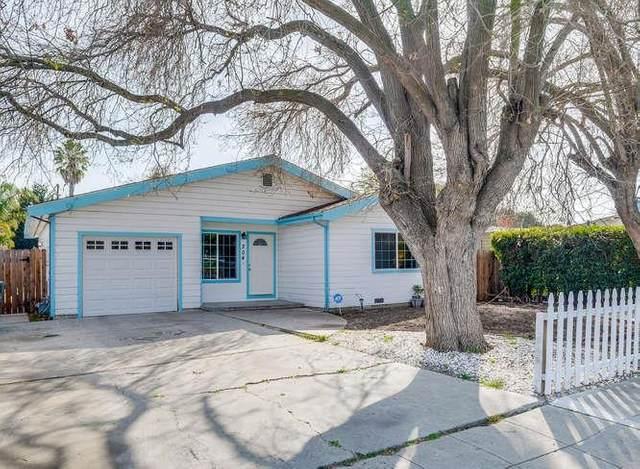 304 Ivy Dr, Menlo Park, CA 94025 (#ML81786519) :: The Kulda Real Estate Group