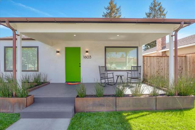 1603 Madison Ave, Redwood City, CA 94061 (#ML81786534) :: Real Estate Experts