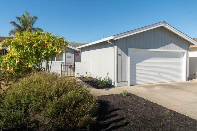 487 Cloudview Dr, Watsonville, CA 95076 (#ML81786583) :: Alex Brant Properties