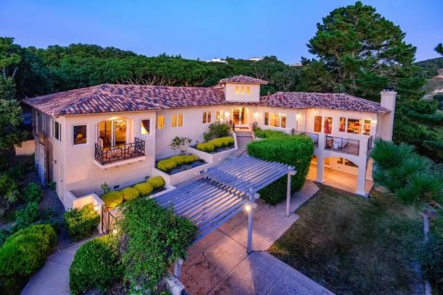11502 Saddle Rd, Monterey, CA 93940 (#ML81786630) :: Strock Real Estate