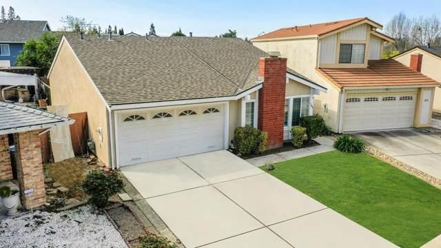1284 Briarberry Ct, San Jose, CA 95131 (#ML81786686) :: Real Estate Experts