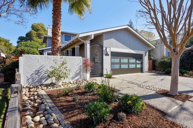 1311 Eaton Ave, San Carlos, CA 94070 (#ML81786758) :: The Goss Real Estate Group, Keller Williams Bay Area Estates