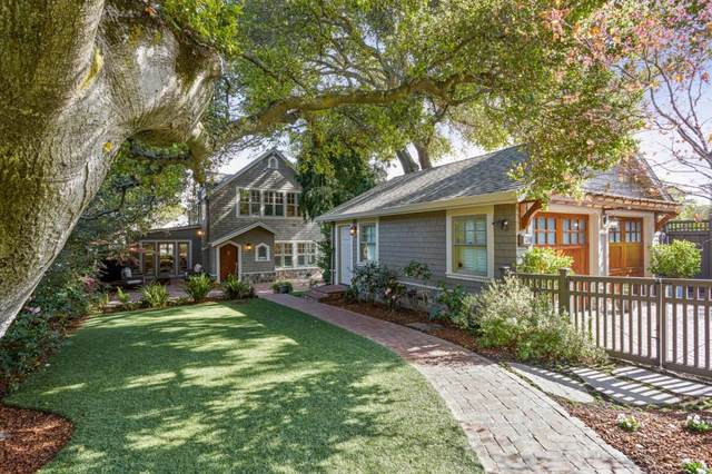 1520 Hoover Ave, Burlingame, CA 94010 (#ML81786774) :: The Gilmartin Group