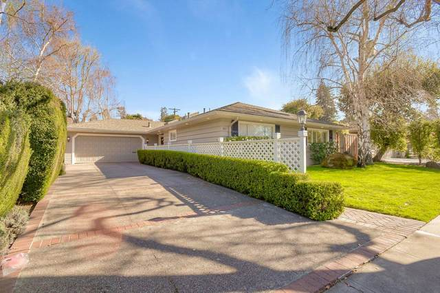 40 Willow Rd, Menlo Park, CA 94025 (#ML81786782) :: The Kulda Real Estate Group