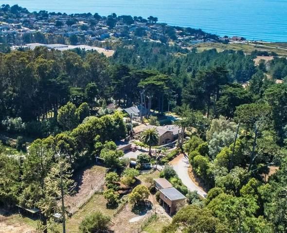750 San Pedro Mountain Rd, Montara, CA 94037 (#ML81786796) :: The Kulda Real Estate Group