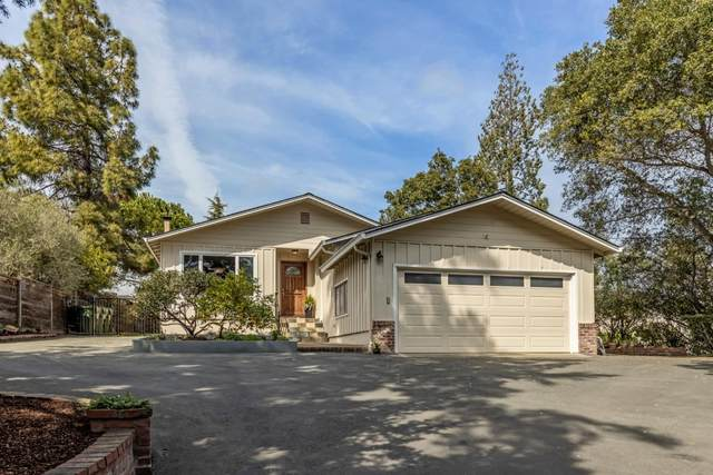 111 Alta Mesa Rd, Woodside, CA 94062 (#ML81786810) :: The Kulda Real Estate Group