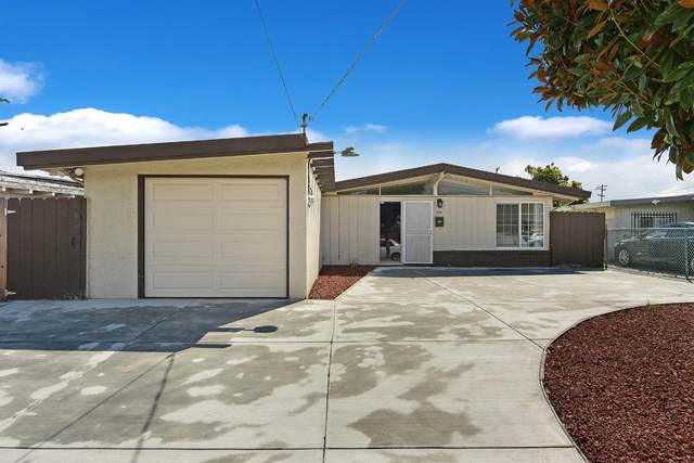 1514 Sumatra St, Hayward, CA 94544 (#ML81786908) :: Live Play Silicon Valley