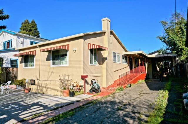 2325 Mcgee Ave, Berkeley, CA 94703 (#ML81786910) :: Strock Real Estate