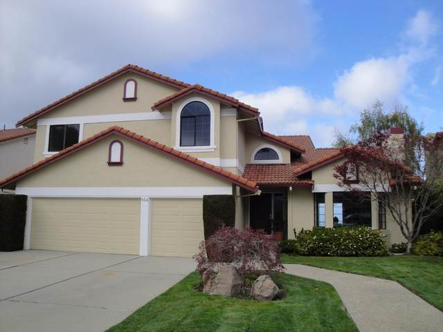 164 Mesa Verde Way, San Carlos, CA 94070 (#ML81786965) :: Real Estate Experts