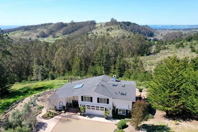 2165 Higgins Canyon Rd, Half Moon Bay, CA 94019 (#ML81787008) :: The Kulda Real Estate Group