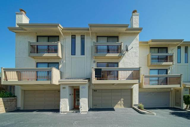 604 Stonegate Dr 18, South San Francisco, CA 94080 (#ML81787015) :: The Gilmartin Group