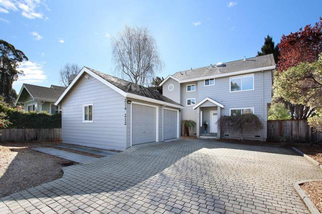212 Hubbard St, Santa Cruz, CA 95060 (#ML81787036) :: Live Play Silicon Valley