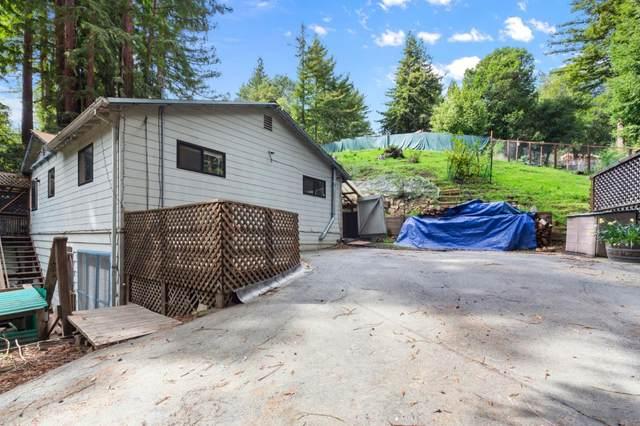 690 Stewart St, Boulder Creek, CA 95006 (#ML81787089) :: The Goss Real Estate Group, Keller Williams Bay Area Estates