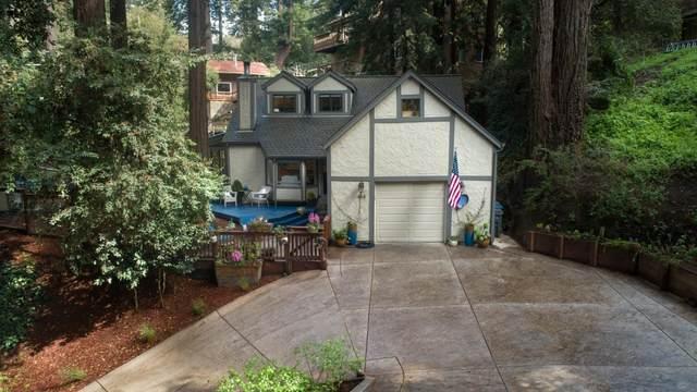 484 Aptos Creek Rd, Aptos, CA 95003 (#ML81787132) :: Live Play Silicon Valley