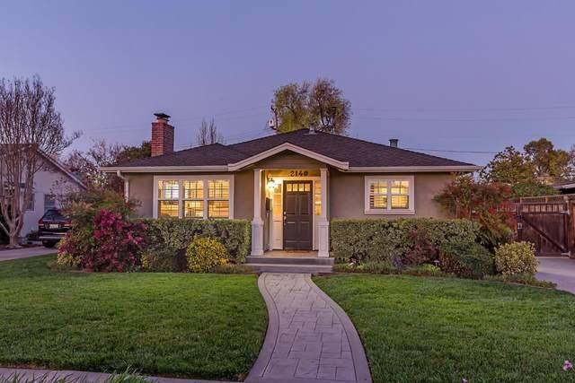 2140 Jonathan Ave, San Jose, CA 95125 (#ML81787154) :: Maxreal Cupertino