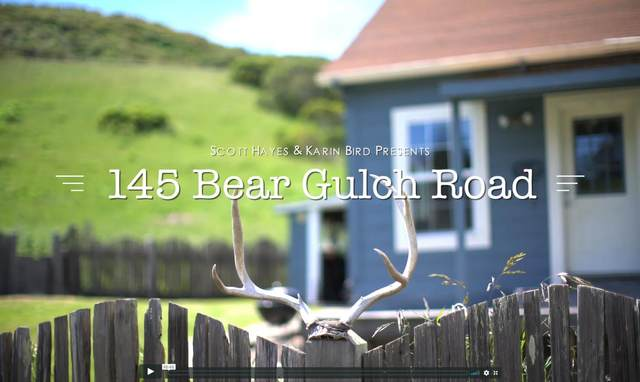 145 Bear Gulch Rd, San Gregorio, CA 94074 (#ML81787181) :: The Sean Cooper Real Estate Group